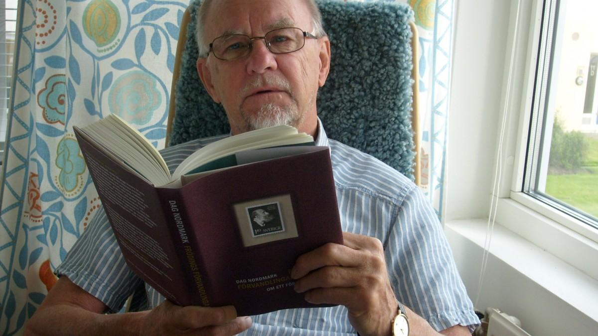 Professor emeritus Dag Nordmark
