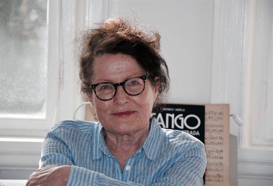 Sigrid Combücen. Foto: Jacquette Åkerman